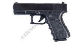 KJ Works Glock 32 Black Metal