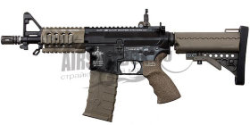 King Arms M4 Tanker Rifle (Dark Earth)