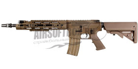 WE M4 Raptor AEG (Tan)