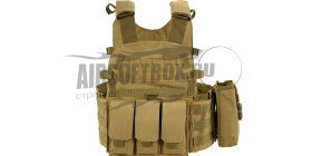 Разгрузка Assault Plate Carrier (Tan)