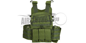 Разгрузка Assault Plate Carrier (OD)