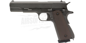KJ Works Colt 1911 Grey (CO2)