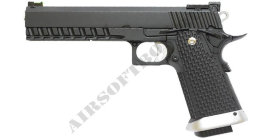 KJ Works Colt 1911 HI-Capa Tactical (KP-06) (CO2)