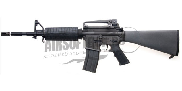 King Arms Colt M4A1 Fixed Stock