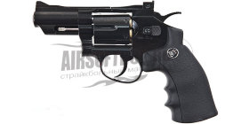 WinGun 2.5 Magnum Revolver (Plating Black)