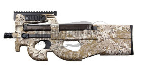 King Arms FN P90 Tactical (Digital Desert)