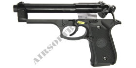 WE Beretta M92S Black-Silver