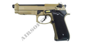 WE Beretta M9A1 USMC Railed (DE)