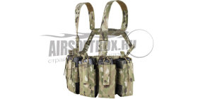 Condor Разгрузка с подсумками Barrage Chest Rig (MC)
